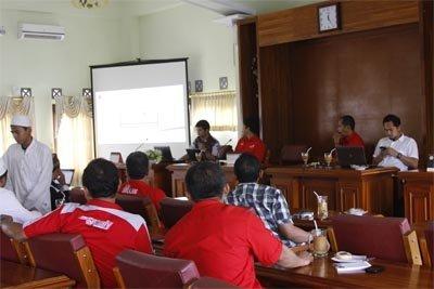 Sosiasasi teknologi jaringan dari Telkom Indonesia dan Telkomsel