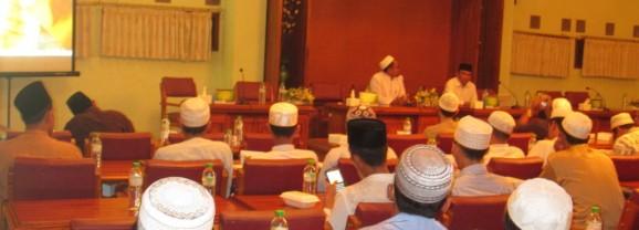 Staf Pengajar Tsanawiyah Dapatkan Pendalaman Fan Balaghah