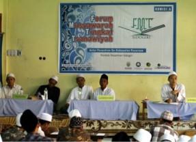 FMTT ke-13 Bahas Kas Masjid yang Dijadikan Modal Bisnis