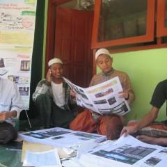 Koran Kabar Ikhtibar Semarakkan Milad PPS dengan Tampil Full Color