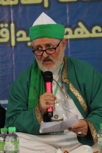 Syekh Dr. Nuhammad Fadhil Jaelani al-Hasani menyampaikan wasiat Syekh Abdul Qodir al-Jaelani