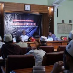 Liberalisasi di Tubuh NU, Ust. Idrus Romli: Hasil Bahtsul Masail Pun Jadi Sasaran
