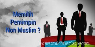 Haram Menjadikan Non Muslim sebagai Pemimpin; Sebuah Kajian Tafsir Tematik