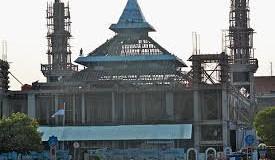 Tukar Guling dan Sisa Bongkaran Masjid