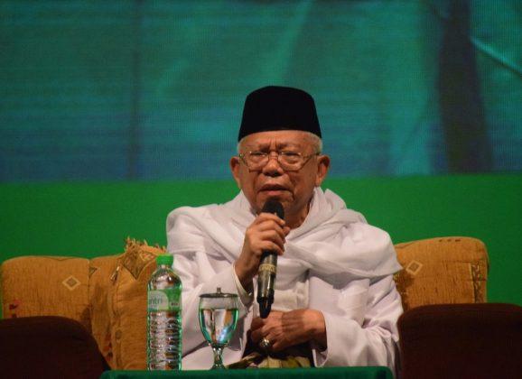 KH. Ma'ruf Amin: Pesantren, Lembaga Pencetak Ulama Pembela Bangsa