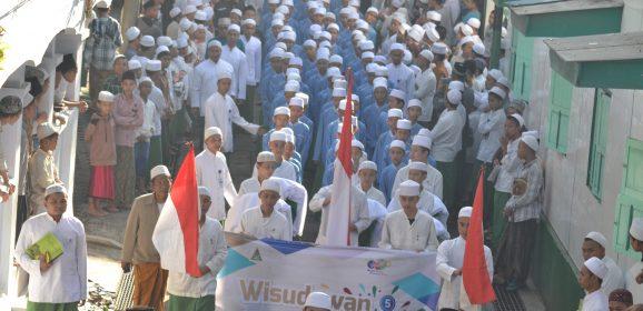 Wisuda Istimewa Idadiyah;  Harapkan Indonesia Menjadi Kiblat Keilmuan Dunia