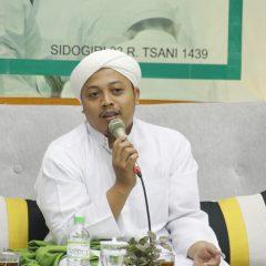 Habib Idrus: Jadi Pengajar Jangan Seperti Pengajar Silat