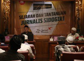 Mas Syamsul Arifin Munawwir: Media Sidogiri, Media Pesantren Terbanyak di Pelosok Negeri