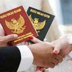 Mempelai Wanita Turut Hadir dalam Prosesi Nikah