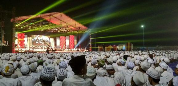 Taujihat Majelis Keluarga: Santri Mencintai Ulama Indonesia dan Timur Tengah