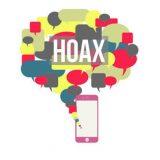 Hoax Teriak Hoax