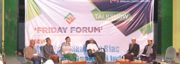 Ust. Muntahal Hadi: Saat Ini bukan Toleransi tapi Partisipasi