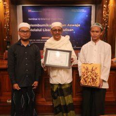 Prof. Dr. Habib Muhammad Baharun, SH, MA.; Mereka Memiliki Dua Muka