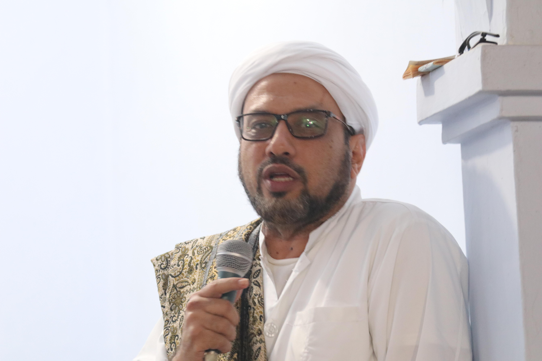 Sosok: Habib Taufiq bin Abdul Qadir as-Segaf terkenal tegas dan berwibawa