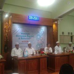 Ust. Muhammad Idrus Ramli Sampaikan Sejarah Berdirinya ACS