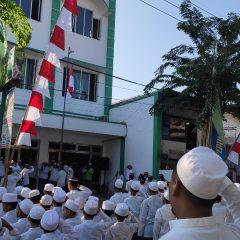 DAS dan DKS Surabaya Gelar Upacara Kemerdekaan Secara Terbuka