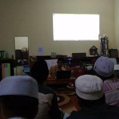 Ustadz Afifuddin : Nubuwah Nabi Muhammad Sudah Ada Sebelum Beliau diutus