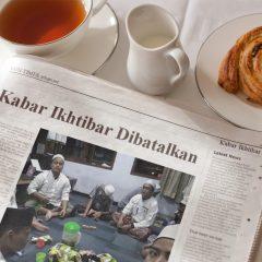 Kabar Ikhtibar Tahun Ini Resmi Ditiadakan