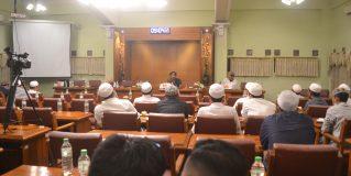 Prof Ainul Fatah: Islam Tidak Boleh Kalah dengan Corona
