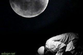 Tahajud Sebelum Tidur