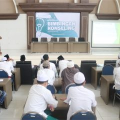 Memoles Kemampuan Anggota, LPBK Adakan Pelatihan Bimbingan dan Konseling