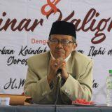 Tutup Semester II, Jamiyah Tahsinul Khat Gelar Motivasi