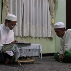 Daerah O Rampungkan Tes Wisuda Tahfiz Mutun