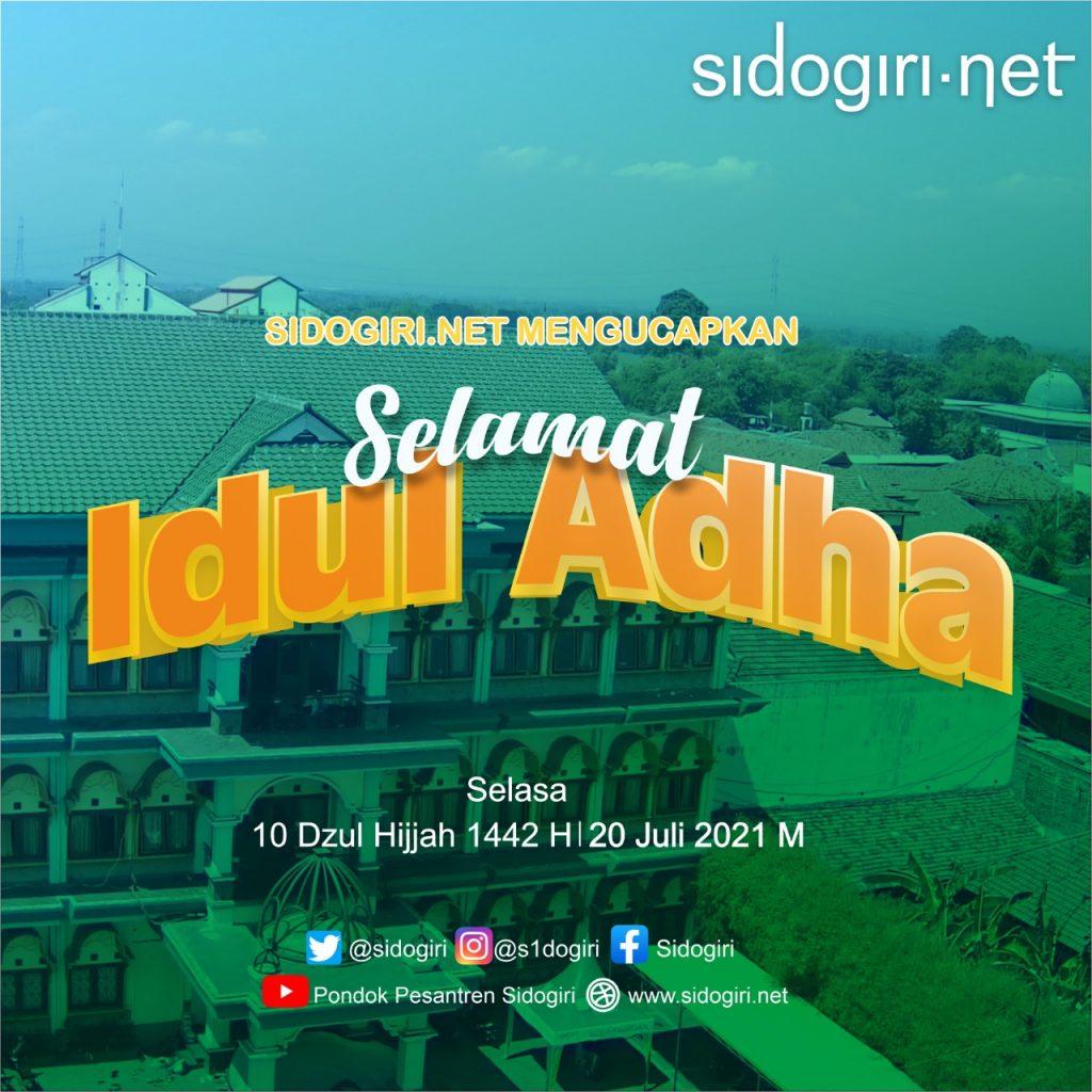 Selamat Idul Adha