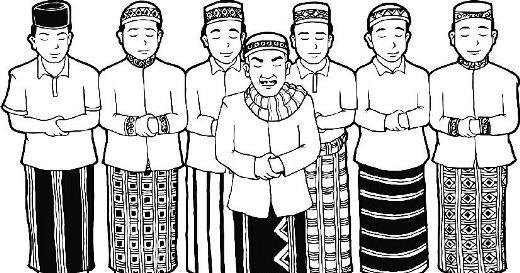 Imam Hadats Tidak Bilang -Bilang