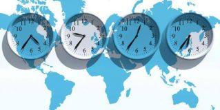 Perbedaan Waktu di Belahan Bumi